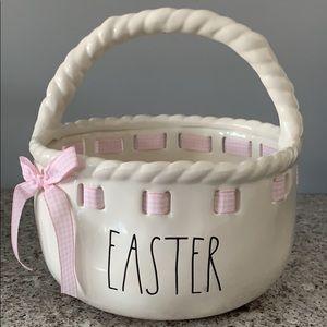 Rae Dunn Large Easter Basket